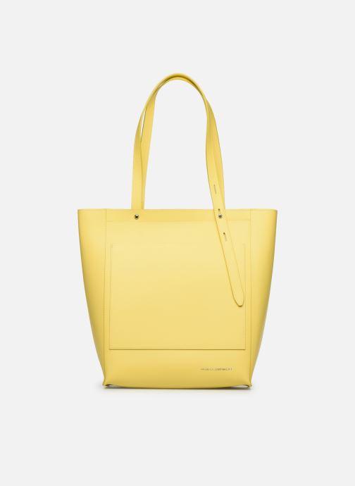 Bolsos de mano Rebecca Minkoff STELLA N/S TOTE Amarillo vista de detalle / par