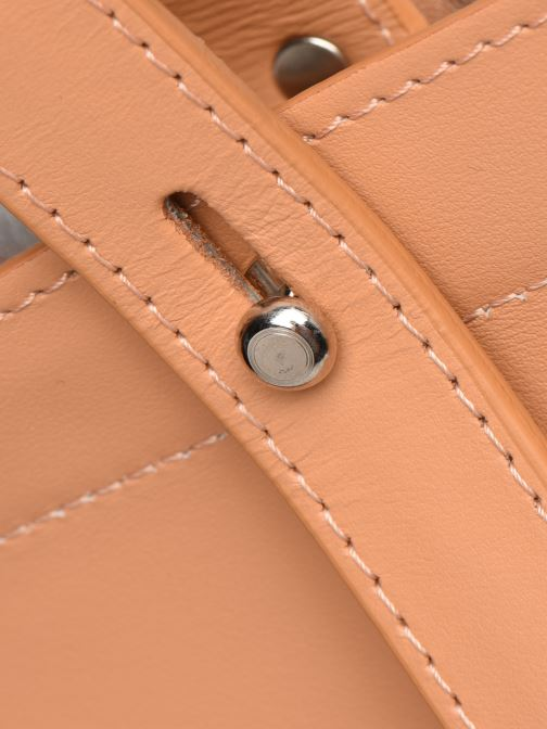 Bolsos de mano Rebecca Minkoff STELLA N/S TOTE Beige vista lateral izquierda