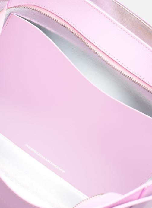 Handtassen Rebecca Minkoff STELLA N/S TOTE Roze achterkant