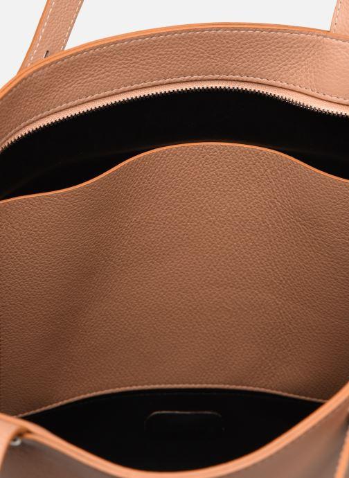 Borse Rebecca Minkoff STELLA N/S TOTE Beige immagine posteriore