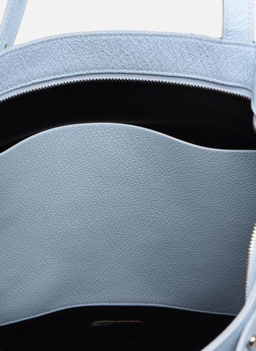 Bolsos de mano Rebecca Minkoff STELLA N/S TOTE Azul vistra trasera