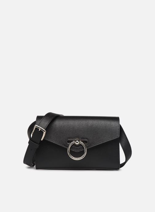 Kleine lederwaren Rebecca Minkoff JEAN BELT BAG Zwart detail