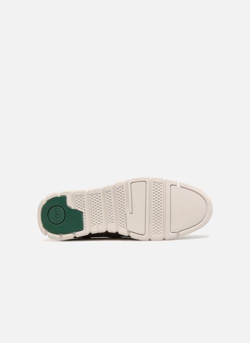 Chaussures à lacets Kickers Kickspot Beige vue haut