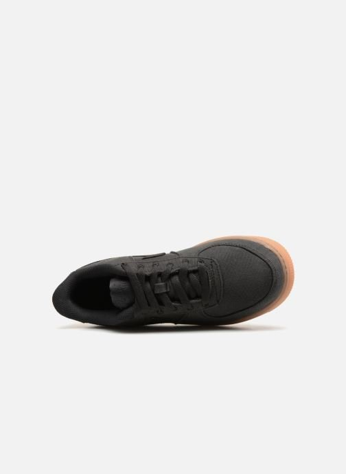 Sneakers Nike Air Force 1 Lv8 Style (Gs) Nero immagine sinistra