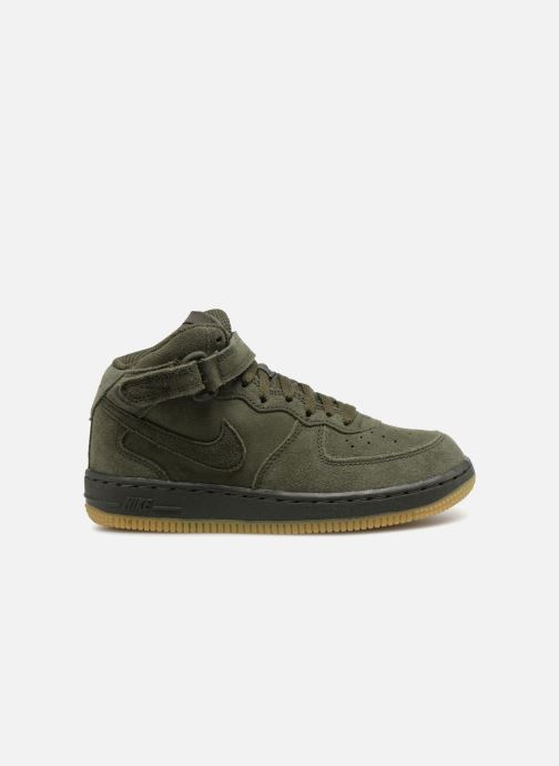 Sneakers Nike Air Force 1 Mid LV8 (PS) Groen achterkant