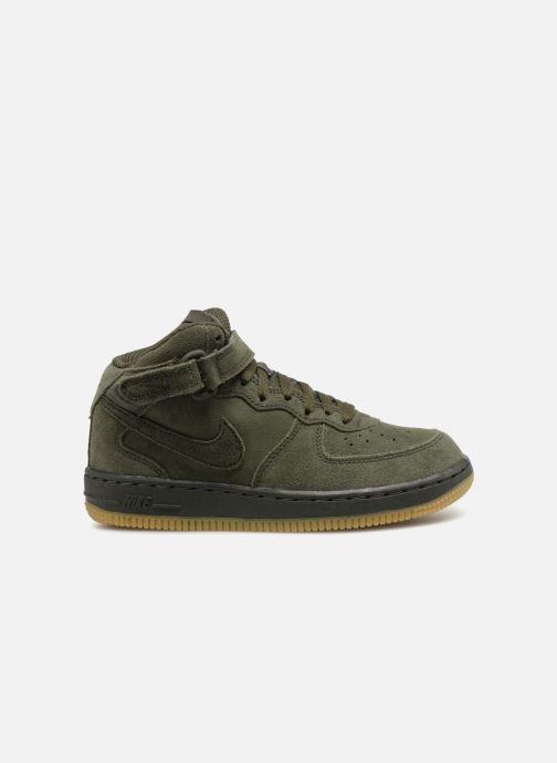 Baskets Nike Air Force 1 Mid LV8 (PS) Vert vue derrière