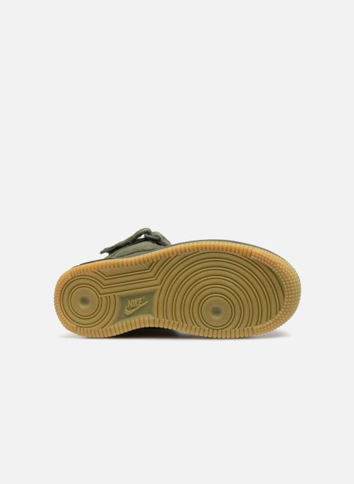 Sneakers Nike Air Force 1 Mid LV8 (PS) Verde immagine dall'alto