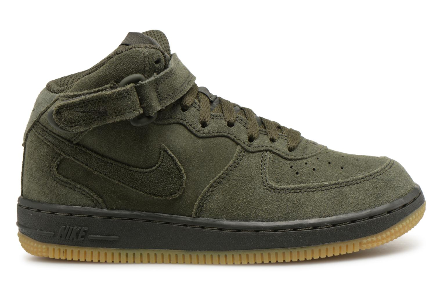 Sneakers Nike Air Force 1 Mid LV8 (PS) Verde immagine posteriore