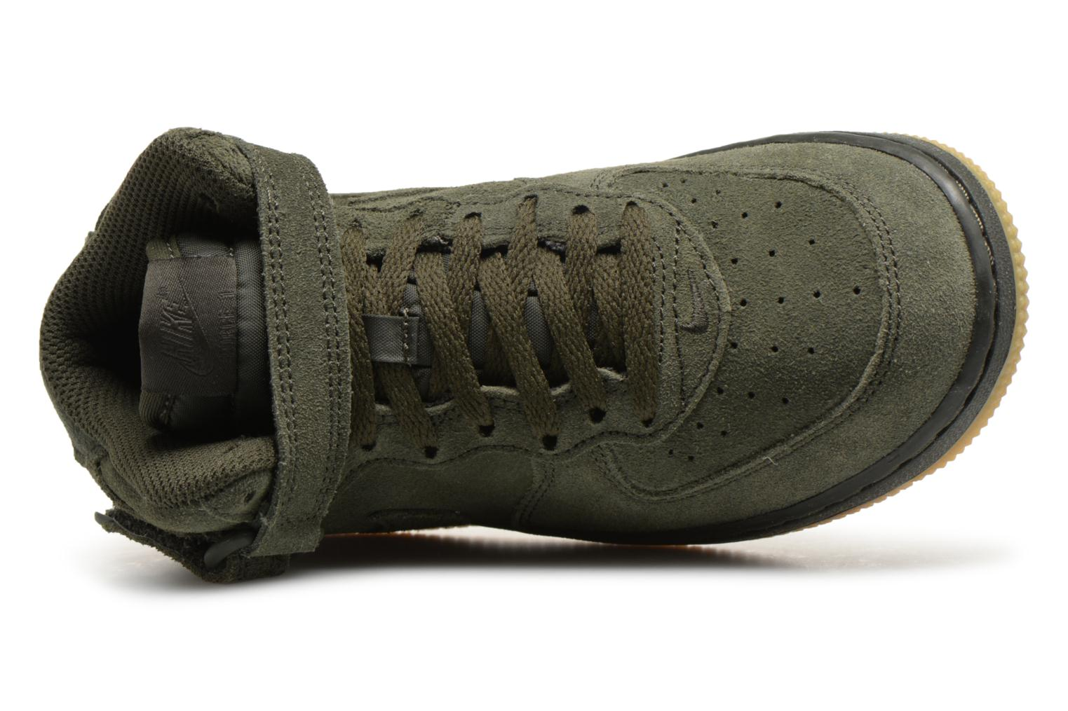 Sneakers Nike Air Force 1 Mid LV8 (PS) Verde immagine sinistra