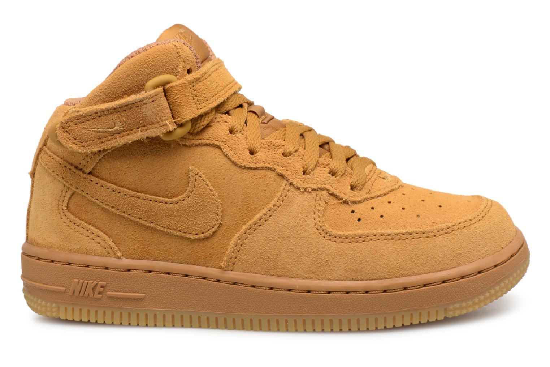 Baskets Nike Air Force 1 Mid LV8 (PS) Marron vue derrière