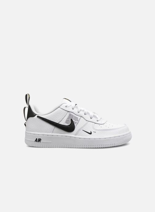 100% top quality coupon codes new arrival Nike Air Force 1 LV8 Utility (Blanc) - Baskets chez Sarenza (346878)