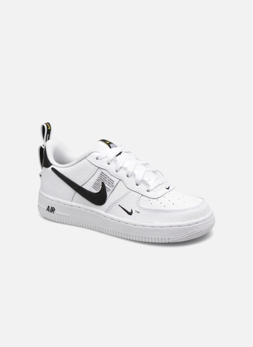 ac4a6718892 Nike Air Force 1 LV8 Utility (Blanc) - Baskets chez Sarenza (346878)