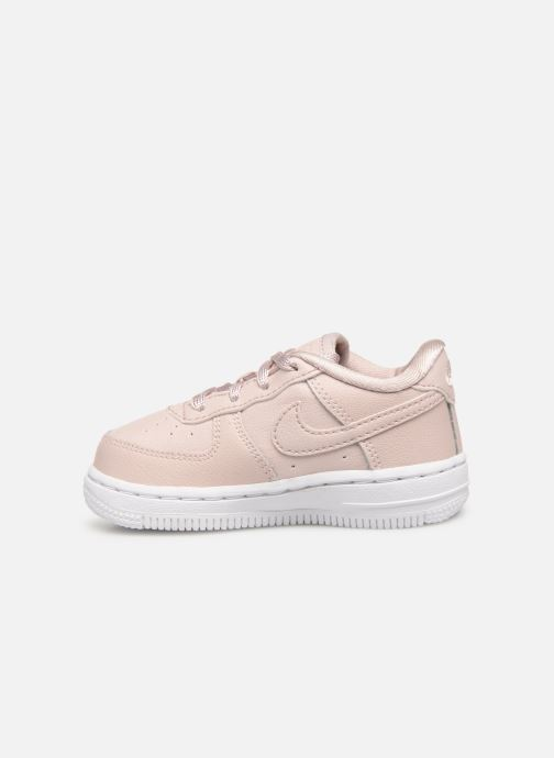 Sneakers Nike Air Force 1 SS (Td) Rosa immagine frontale