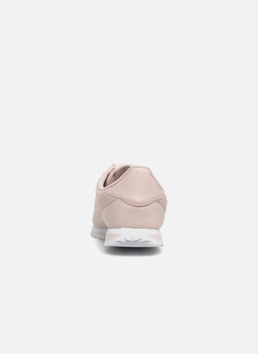 Deportivas Nike Cortez Basic Sl SS (Gs) Rosa vista lateral derecha