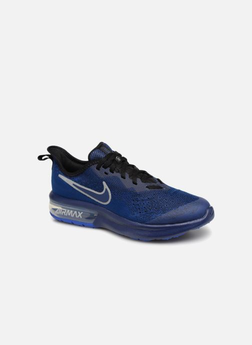 a9e4f4a6710 Nike Air Max Sequent 4 RFL (Blauw) - Sneakers chez Sarenza (346896)