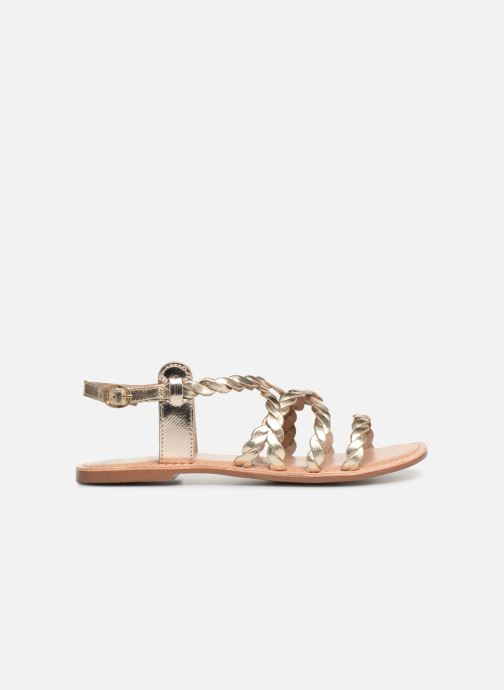 Sandaler I Love Shoes KEBRAID Leather Guld og bronze se bagfra