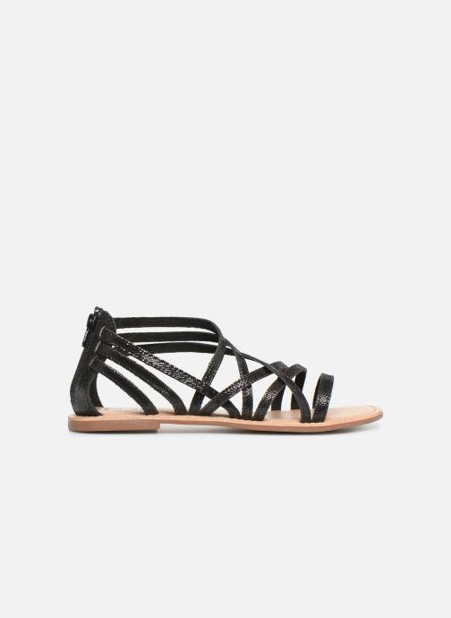 Sandales et nu-pieds I Love Shoes KEDRAP Leather Noir vue derrière