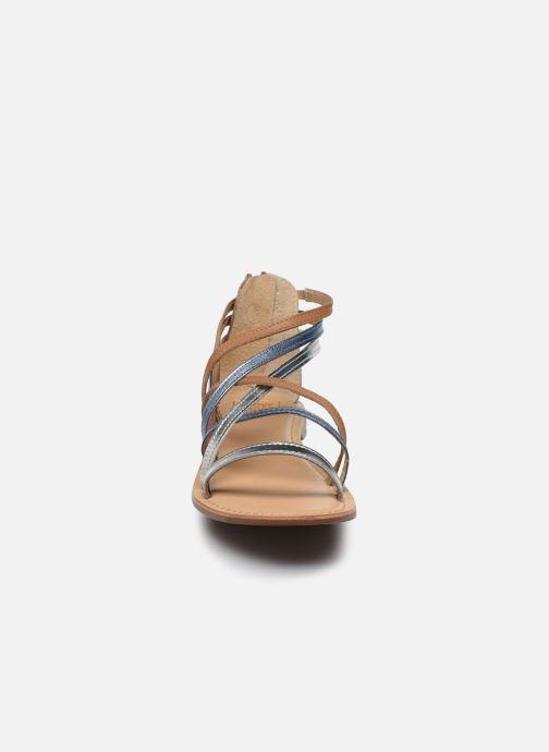 Sandales et nu-pieds I Love Shoes KEDRAP Leather Multicolore vue portées chaussures