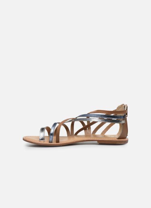 Sandales et nu-pieds I Love Shoes KEDRAP Leather Multicolore vue face