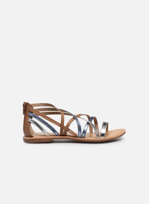 Sandales et nu-pieds I Love Shoes KEDRAP Leather Multicolore vue derrière