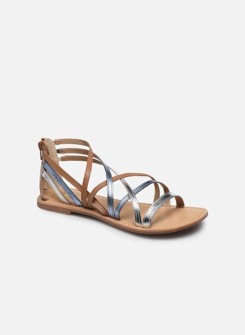 Sandales et nu-pieds I Love Shoes KEDRAP Leather Multicolore vue détail/paire