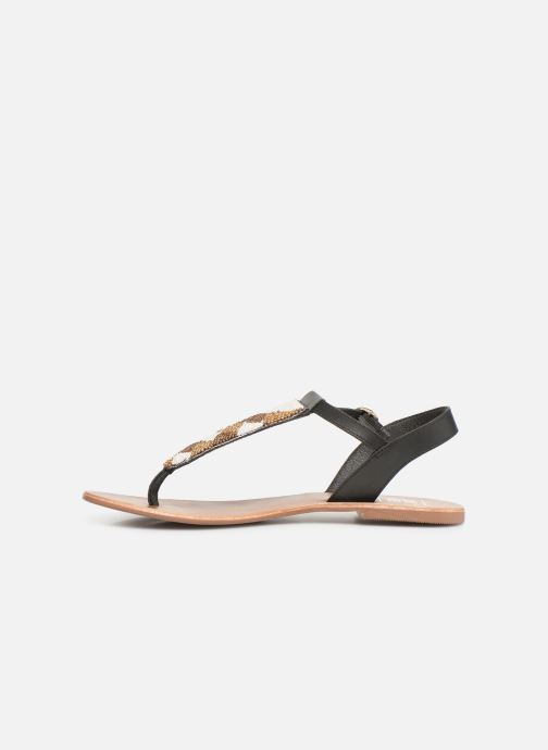 Sandali e scarpe aperte I Love Shoes KEPERLA Leather Nero immagine frontale