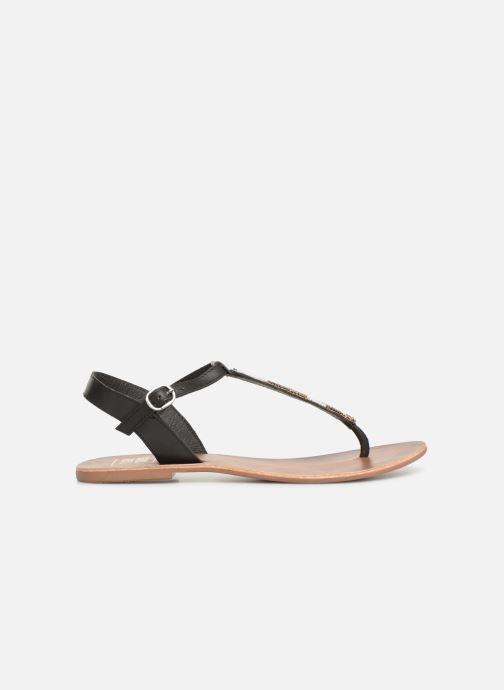 Sandales et nu-pieds I Love Shoes KEPERLA Leather Noir vue derrière
