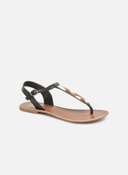 Sandalen I Love Shoes KEPERLA Leather Zwart detail
