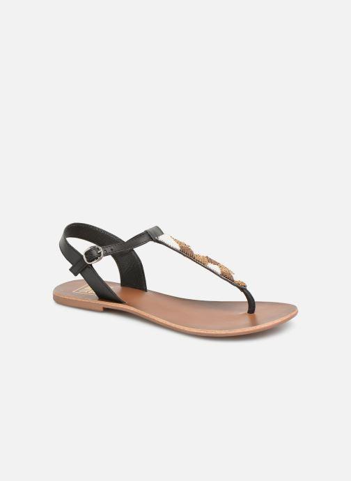 Sandales et nu-pieds I Love Shoes KEPERLA Leather Noir vue détail/paire