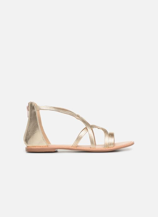 Sandalias I Love Shoes KEVESTAL Leather Oro y bronce vistra trasera