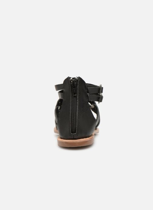 Love Leather Shoes Nu Sandales pieds Black I Kemary Et cq4j35ARL