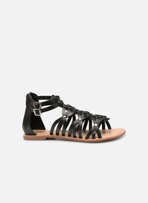 Sandales et nu-pieds I Love Shoes KEMARY Leather Noir vue derrière