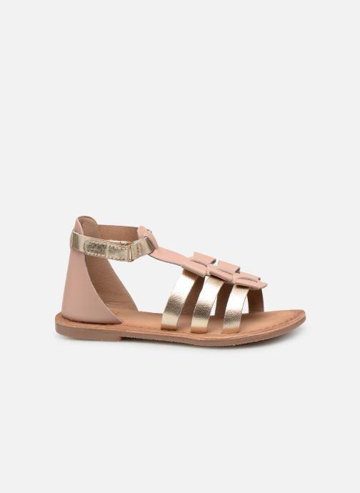 Sandales et nu-pieds I Love Shoes Kejoli Leather Rose vue derrière