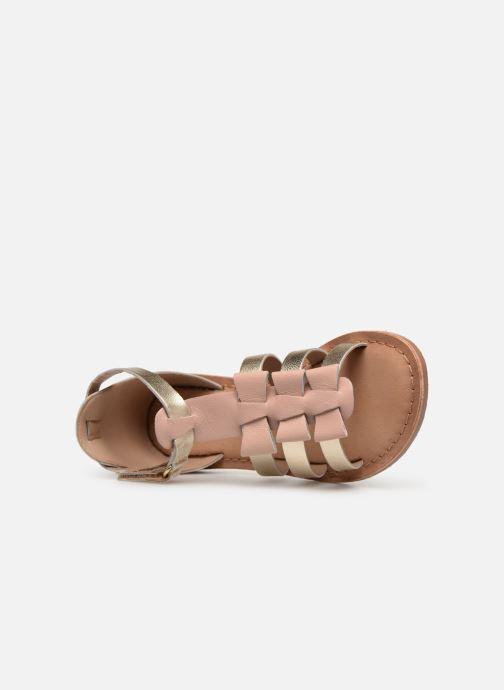 Sandales et nu-pieds I Love Shoes Kejoli Leather Rose vue gauche