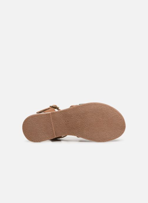 Sandales et nu-pieds I Love Shoes Kimiko Leather Multicolore vue haut