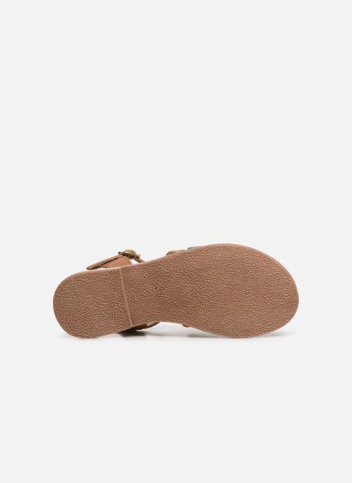 Sandali e scarpe aperte I Love Shoes Kimiko Leather Multicolore immagine dall'alto
