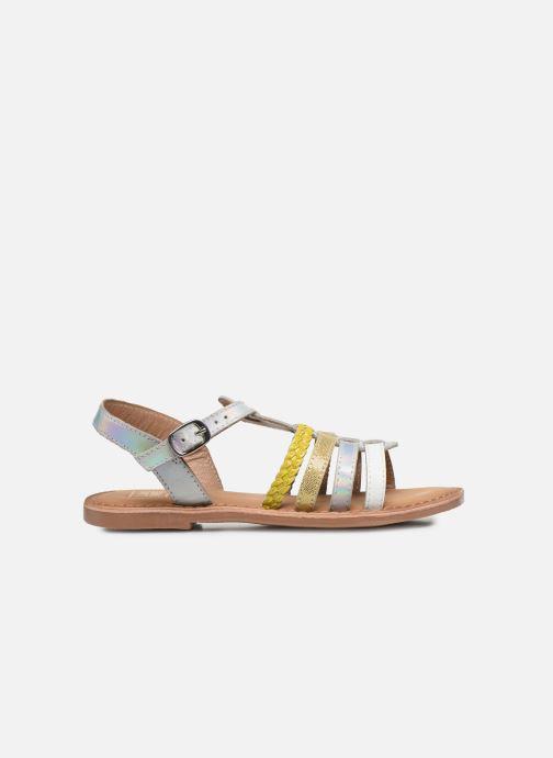 Sandalias I Love Shoes Kimiko Leather Blanco vistra trasera