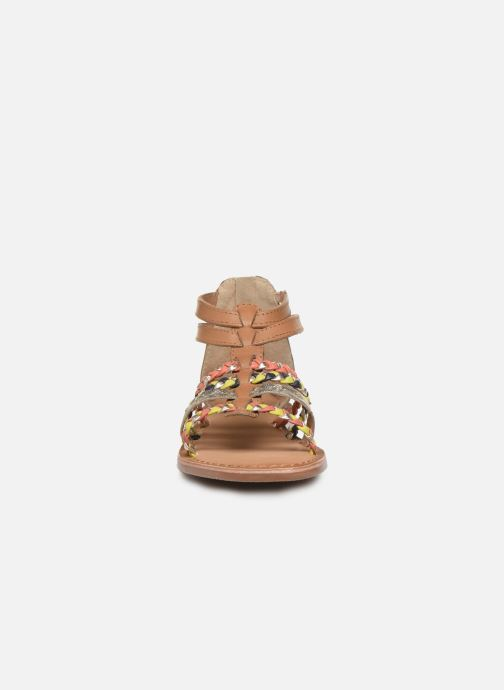 Sandalias I Love Shoes Ketina Leather K Marrón vista del modelo