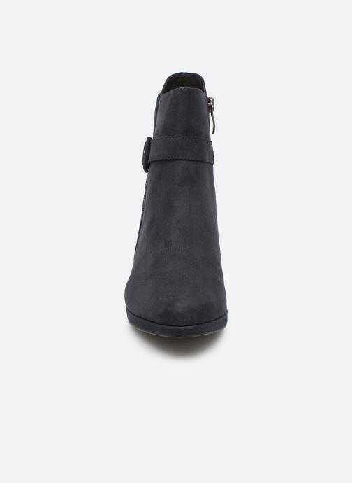 Bottines et boots Tamaris Chiara Bleu vue portées chaussures