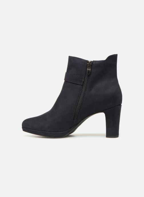 Boots en enkellaarsjes Tamaris Chiara Blauw voorkant