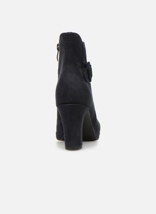 Bottines et boots Tamaris Chiara Bleu vue droite