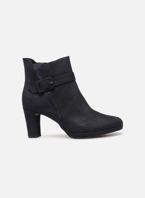 Boots en enkellaarsjes Tamaris Chiara Blauw achterkant