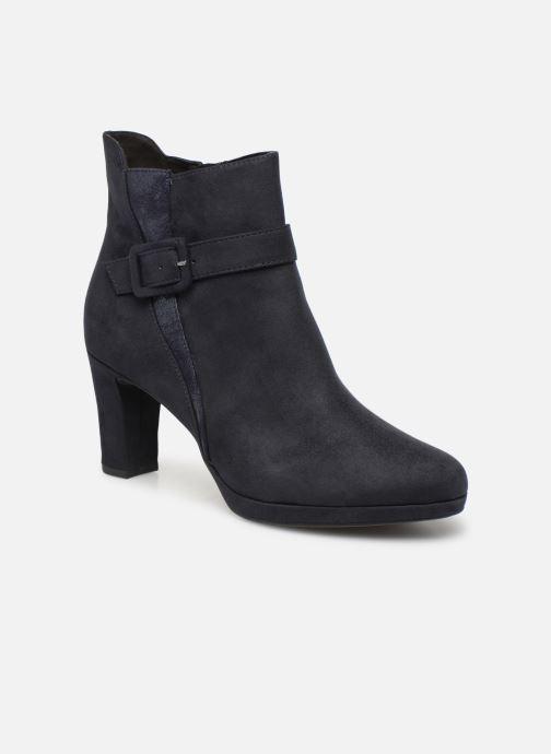 Bottines et boots Tamaris Chiara Bleu vue détail/paire