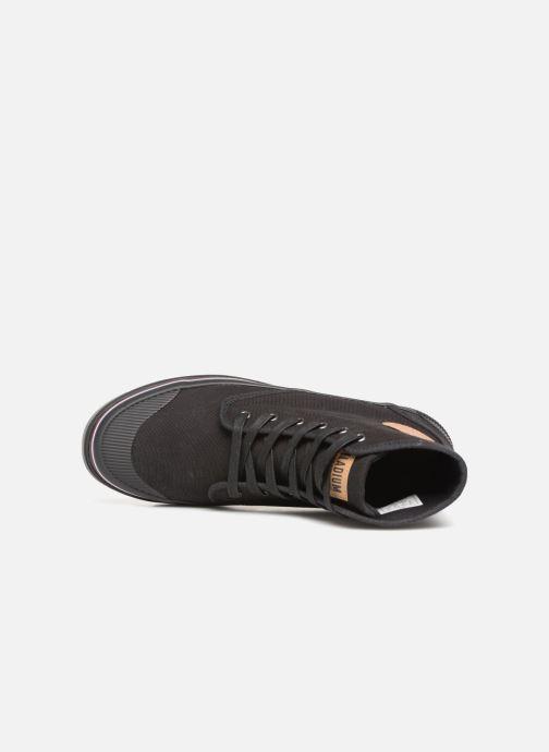 Sneakers Palladium Pampanam M Nero immagine sinistra