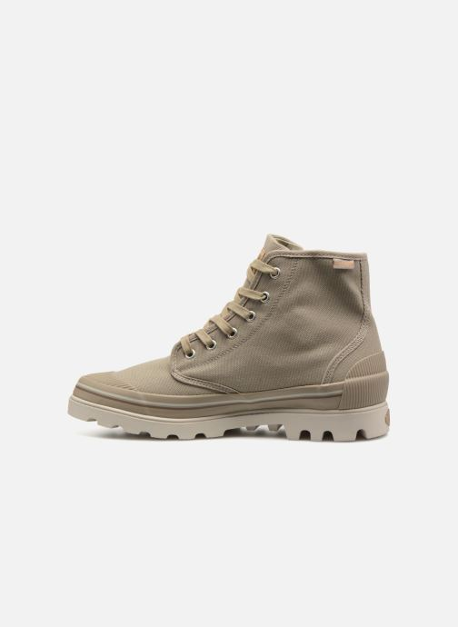 Sneakers Palladium Pampanam M Verde immagine frontale