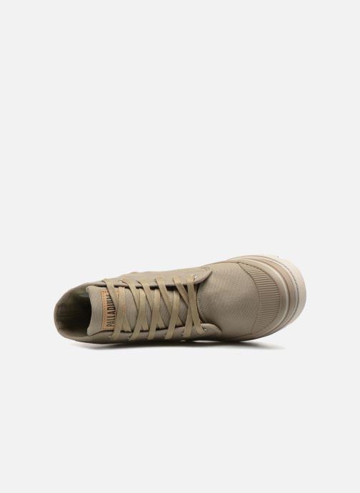 Sneakers Palladium Pampanam M Verde immagine sinistra
