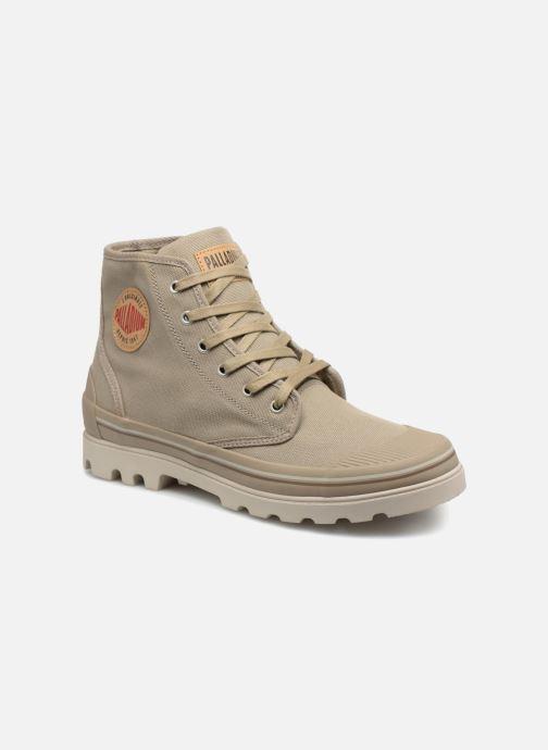 Sneakers Palladium Pampanam M Verde vedi dettaglio/paio