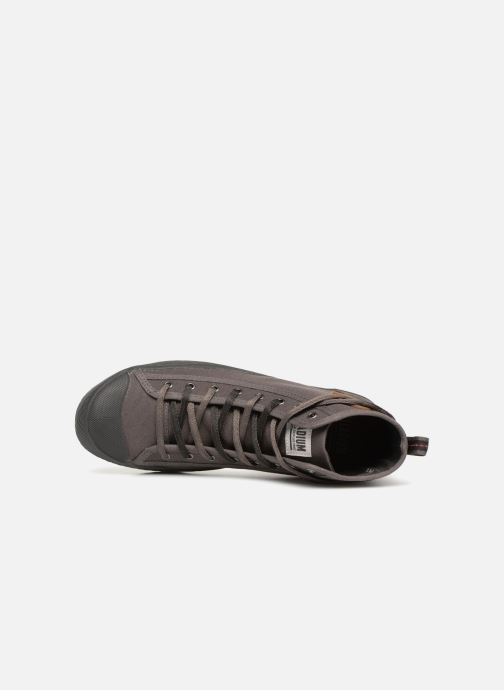Sneakers Palladium Plphoenix M C H Grigio immagine sinistra