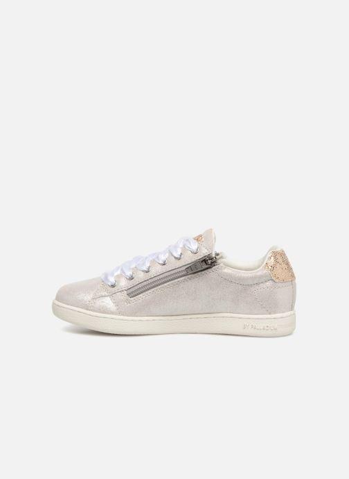 Sneakers P-L-D-M By Palladium Malo Glit Zilver voorkant