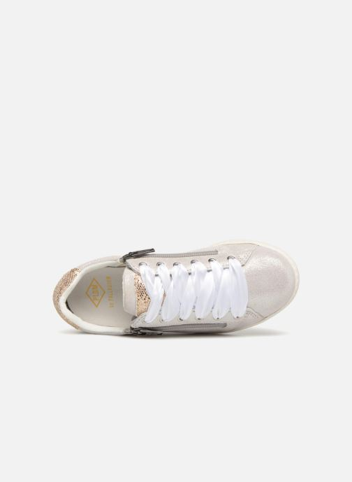Sneakers P-L-D-M By Palladium Malo Glit Zilver links